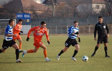FC Zalău s-a distrat cu FC Viorel Mateianu