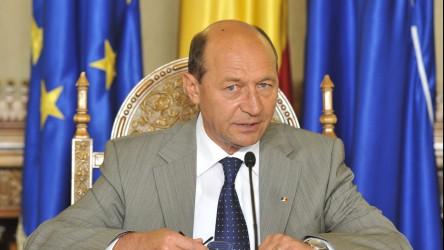 Traian Băsescu revine la Cotroceni