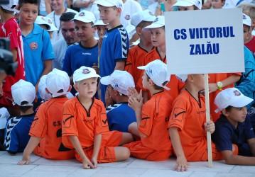 Viitorul Zalău, cu două grupe în semifinalele cupei care-i poartă numele