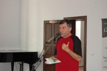 Poezia lui Liviu Antonesei, în lectură publică