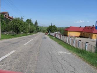Circulaţie deviată pe ruta Zalău – Moigrad – Jibou