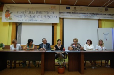 Problemele învăţământului preşcolar românesc, în dezbatere la ISJ Sălaj