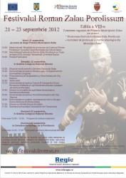 Finanţare europeană pentru Festivalul Roman Zalău Porolissum