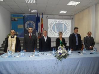Filiala Zalău a UVVG din Arad a deschis un nou an universitar