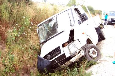 Doi răniţi într-un accident între Zalău şi Hereclean