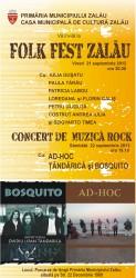 Folkul şi rockul se întâlnesc la Zalău
