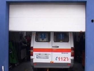 Maşinile Serviciului de Ambulanţă – reparate pe datorie