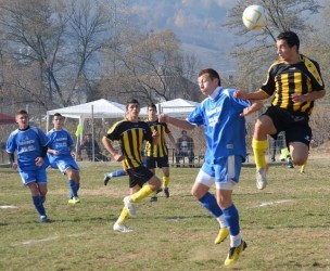 Luceafărul Bălan, la un pas de victorie la Arad