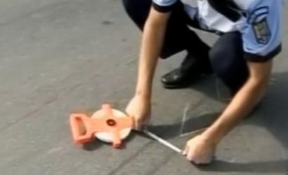 Copil de 5 ani, accidentat în municipiu