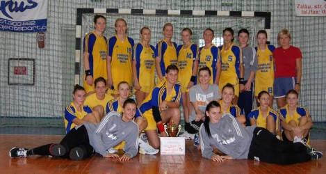 HC Zalău a câştigat ediţia a V-a a Cupei de Vară