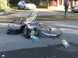 Accident grav între doi biciclişti