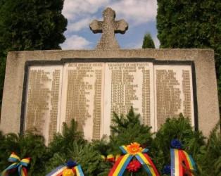 Sălăjenii au comemorat victimele masacrului horthyst de la Ip