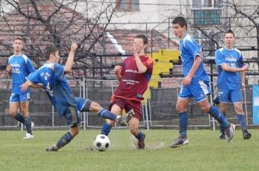 FC Zalău şi Luceafărul Bălan, primite în campionatul de juniori republicani