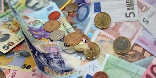 După  primele 8 luni ale anului: Leul este singura monedă din UE care a scăzut faţă de Euro