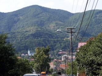 Reabilitarea drumului către fondul forestier  al Şimleului va începe abia în 2013