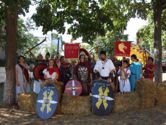 Daci şi romani de Zalău, la Medieşul Aurit