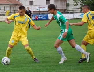 FC Zalău, pe podium după patru etape