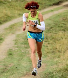 Reprezentanta CSM Zalău, locul 53 la Mondialele de alergare montană