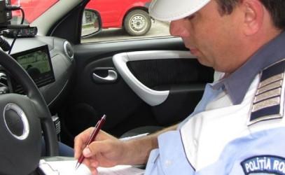 Cinci dosare penale pentru şoferi prinşi în ilegalitate