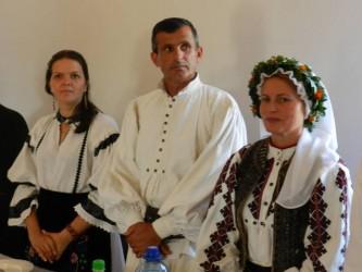 Nuntă tradiţională, la Stârciu