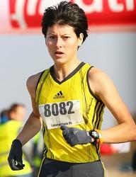 Titlul naţional la maraton – singurul obiectiv din acest an pentru Paula Todoran
