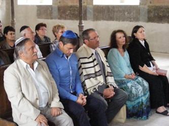 Anul Nou Evreiesc a  fost sărbătorit la Şimleu Silvaniei