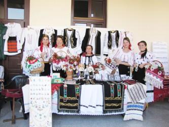 """Tradiţionalul, autenticul şi specificul şi-au dat mâna la """"Satul Sălăjean"""""""