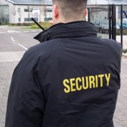 Agenţii de pază, amendaţi de poliţişti