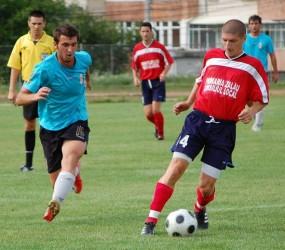 Primul duel pe teren propriu pentru FC Zalău