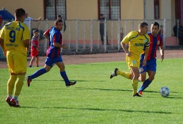 FC Zalău, la a treia victorie consecutivă