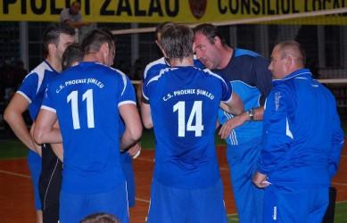 Phoenix Şimleu a învins surprinzător Dinamo, în a doua zi a turneului de la Zalău