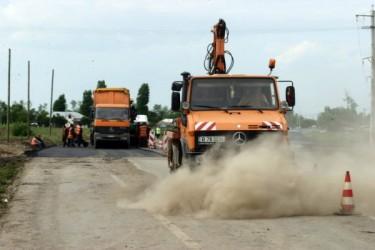 Drum închis astăzi între Zalău şi Jibou