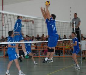 Phoenix Şimleu Silvaniei inaugurează o sală de sport în Ulmeni