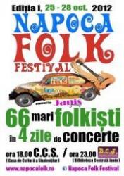 Clujul va găzdui cel mai de amploare festival de folk organizat vreodată în Transilvania!