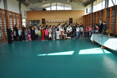 """Şcoala """"George Coşbuc"""" din Zalău, în sărbătoare"""