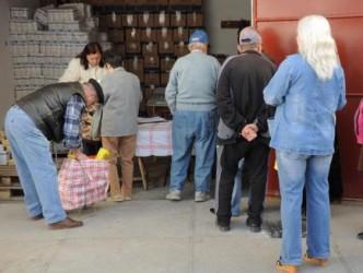 Peste 38.000 de sălăjeni nevoiaşi primesc alimente de la UE