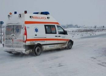 Serviciul de Ambulanţă Sălaj nu are bani pentru cauciucuri de iarnă