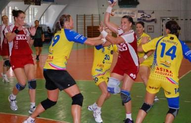 HC Zalău întâlneşte HCM Baia Mare, în derby-ul Ardealuluui