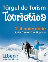 "Primăria Zalău expune la ""Touristica"""