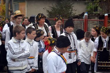 Casa tradiţională de la Ciumărna, o emblemă a comunităţii