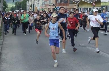 Doritorii de mişcare, aşteptaţi la Crosul Rotary