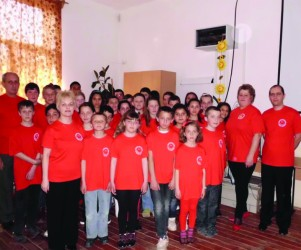 Final de proiect, la şcoala din Dobrin