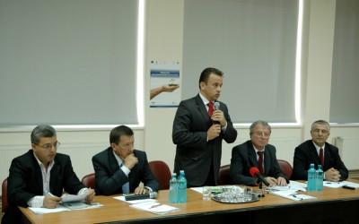 Ministrul Liviu Pop crede că în Sălaj există un dialog social constructiv