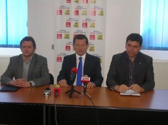 Lovitură sub centură în USL Sălaj! Mircea Gheţe – candidatul USL în colegiul Şimleu Silvaniei