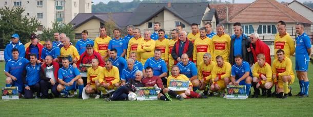 Fostul fotbalist Vaida Andrei nu a fost uitat nici în acest an de colegii de la Armătura Zalău