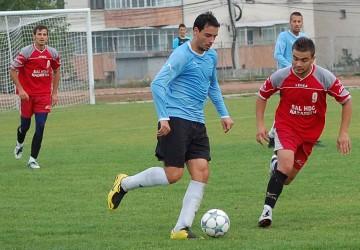 FC Zalău, victorie la scor în amicalul cu FCMU Baia Mare