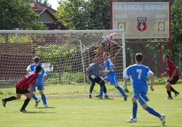CS Barcău Nuşfalău a înregistrat scorul etapei