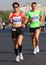 Paula Todoran – campioană naţională la maraton