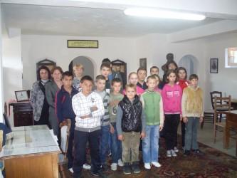 Ziua Holocaustului în România – marcată de elevii din Pericei şi Vârşolţ