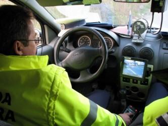 Poliţiştii rutieri scot toate radarele în trafic!